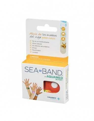 SEA BAND BY AQUAMED ACTIVE PULSERA...