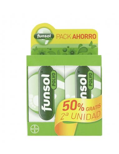 FUNSOL POLVO DUPLO 2ª UD 50% DTO