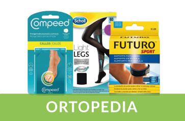 Ortopedia - Parafarmacia Europa